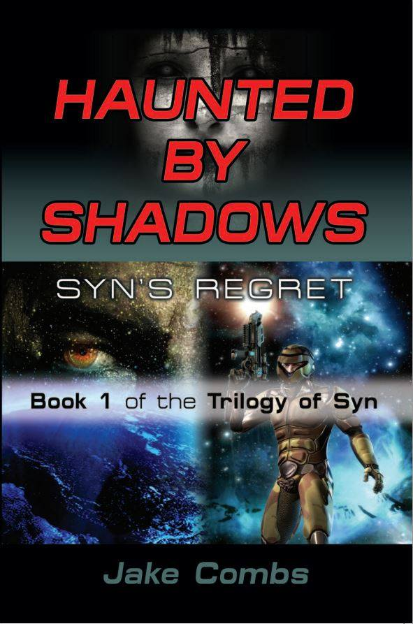 Cover to Book 1 of the Trilogy of Syn